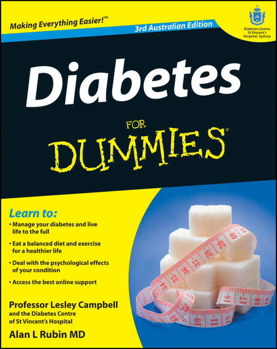 Lesley Campbell Diabetes For Dummies ISBN: 9780730375012 the johns hopkins guide to diabetes for today and tomorrow