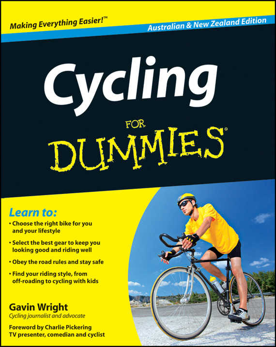 Gavin Wright Cycling For Dummies ISBN: 9780730376651