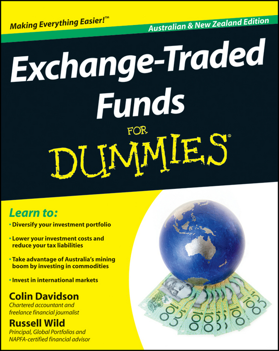 Colin  Davidson Exchange-Traded Funds For Dummies mark melin h high performance managed futures the new way to diversify your portfolio