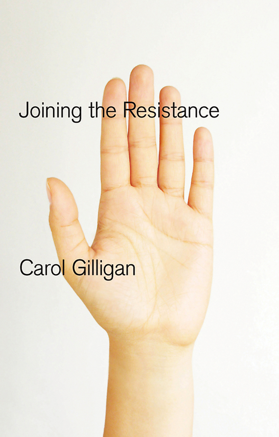 Carol  Gilligan Joining the Resistance saif hameed regulation of multidrug resistance in human pathogen candida albicans