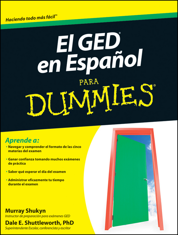 Murray  Shukyn El GED en Espanol Para Dummies susana wald spanish for dummies