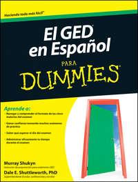 Murray  Shukyn - El GED en Espanol Para Dummies