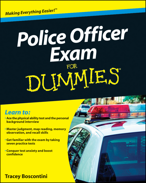 Raymond Foster Police Officer Exam For Dummies