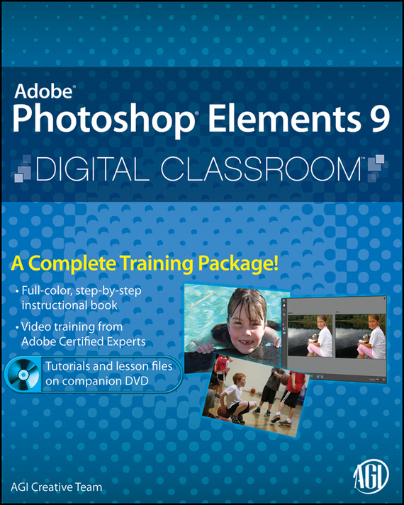AGI Team Creative Photoshop Elements 9 Digital Classroom ISBN: 9781118017982 the triathlon training book