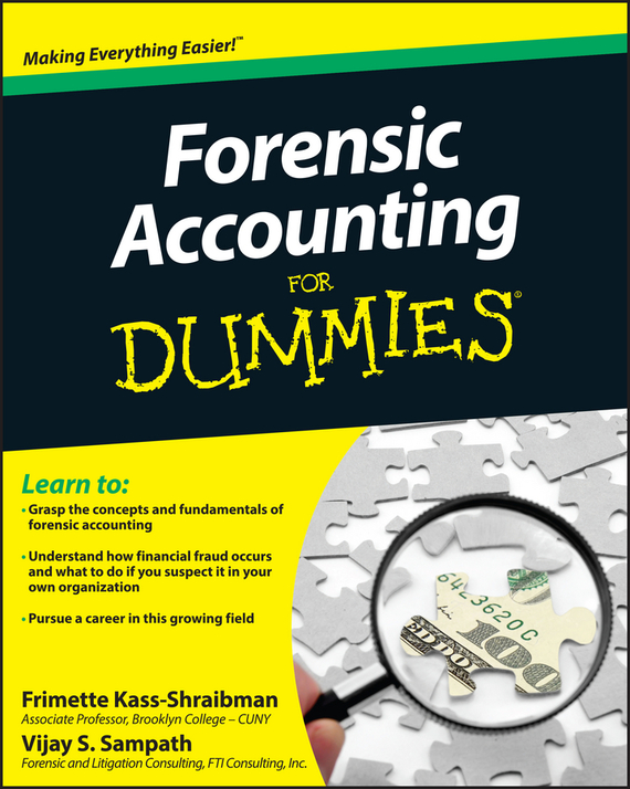 Frimette Kass-Shraibman Forensic Accounting For Dummies