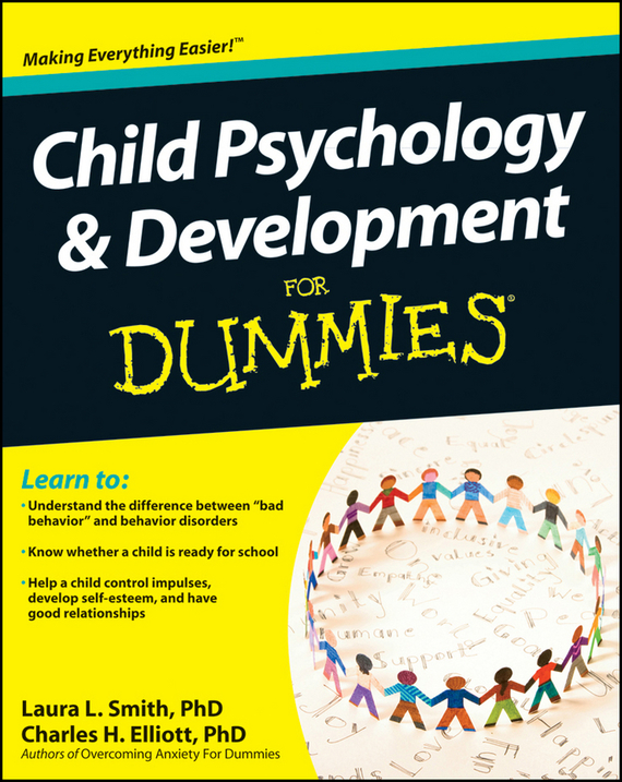 Laura Smith L. Child Psychology and Development For Dummies susan schulherr eating disorders for dummies
