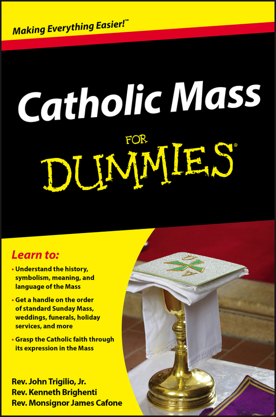 Rev. Brighenti Kenneth Catholic Mass For Dummies ISBN: 9781118036655 versele laga cuni nature корм для кроликов 750г