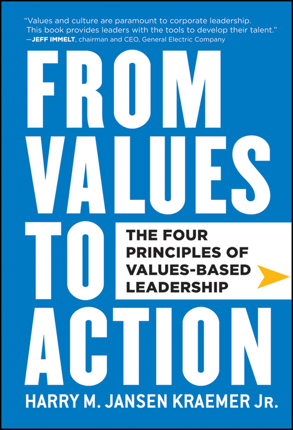 Harry Kraemer M. From Values to Action: The Four Principles of Values-Based Leadership кабель микрофонный vovox link direct s1000 xlr xlr
