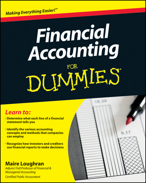 Maire  Loughran Financial Accounting For Dummies ayse evrensel international finance for dummies