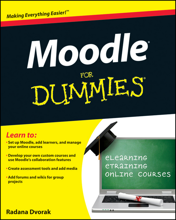 Radana  Dvorak Moodle For Dummies learning resources набор пирамида из пончиков
