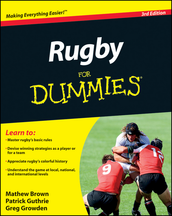 Mathew  Brown Rugby For Dummies ayse evrensel international finance for dummies