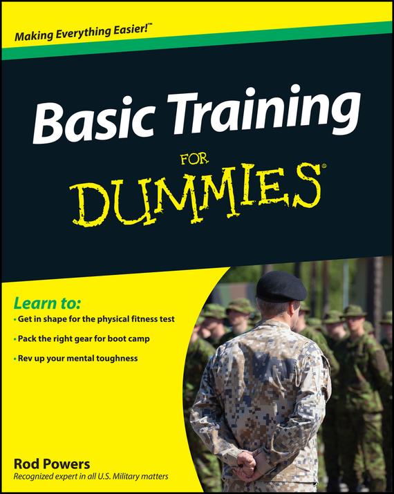 Rod Powers Basic Training For Dummies elaine biech training and development for dummies