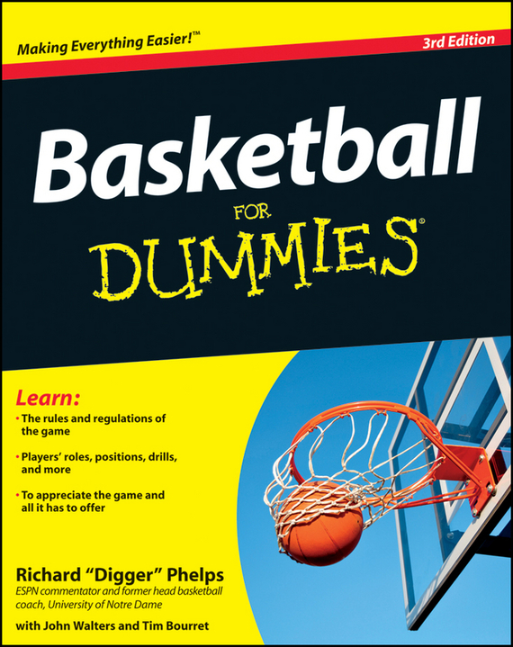 Richard  Phelps Basketball For Dummies fundamentals of physics extended 9th edition international student version with wileyplus set