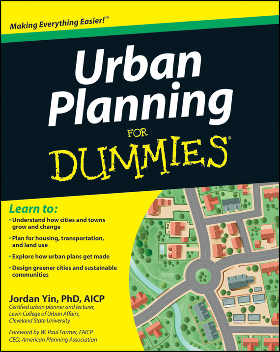 Jordan  Yin Urban Planning For Dummies ayman abdel tawab introduction to urban conservation