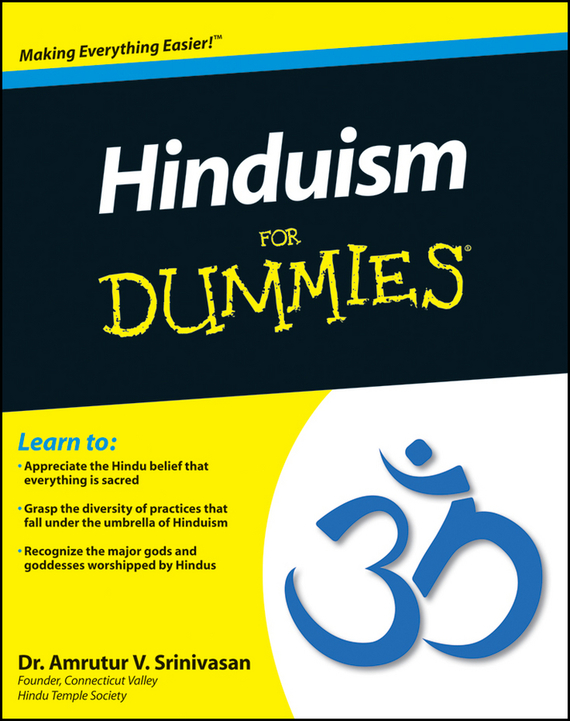 Amrutur Srinivasan V. Hinduism For Dummies mark sullivan comparative religion for dummies