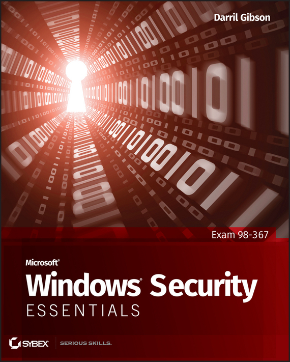 Darril  Gibson Microsoft Windows Security Essentials belousov a security features of banknotes and other documents methods of authentication manual денежные билеты бланки ценных бумаг и документов