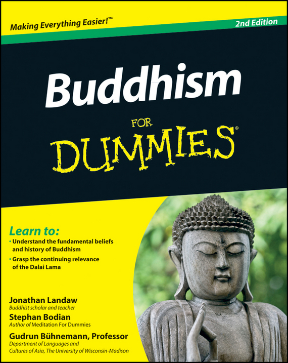 Stephan  Bodian Buddhism For Dummies dhl ems free shipping 5pcs lot 9w e27 color temperature and brightness adjustable led bulb with remote 2 4g wifi compatible