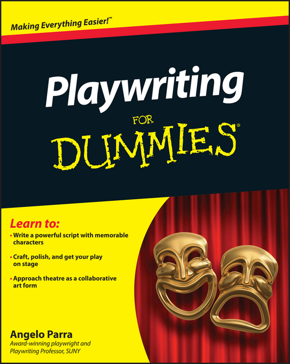 Angelo  Parra Playwriting For Dummies act 4 for windows for dummies