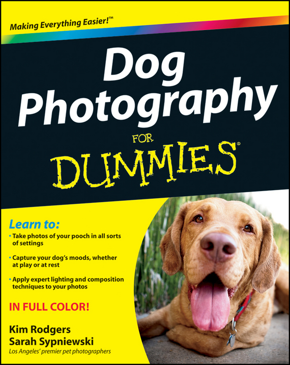 Sarah  Sypniewski Dog Photography For Dummies heir of the dog