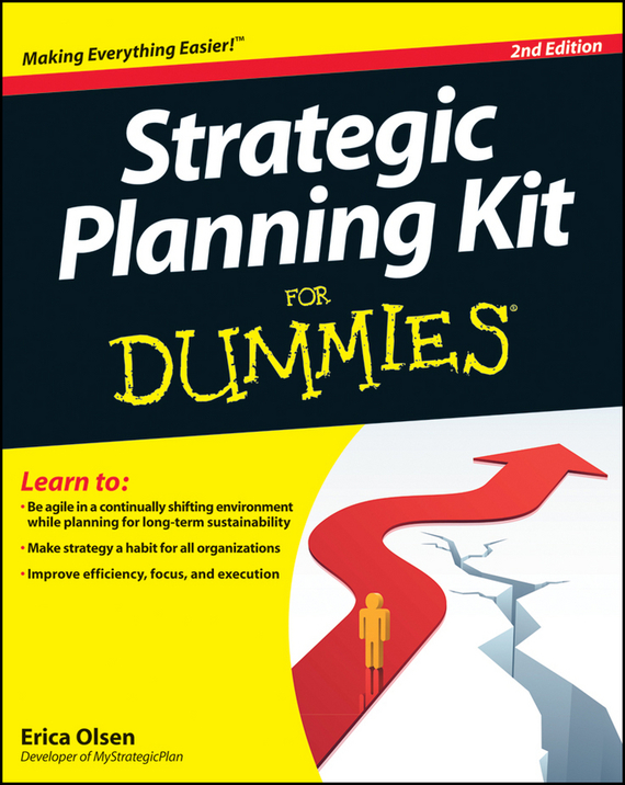 Erica Olsen Strategic Planning Kit For Dummies man power planning