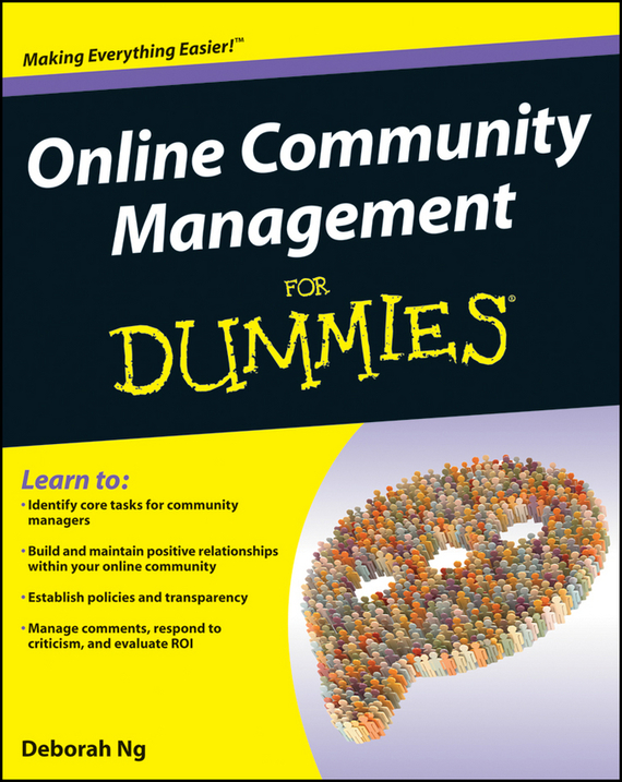 Deborah  Ng Online Community Management For Dummies tony levene investing for dummies uk