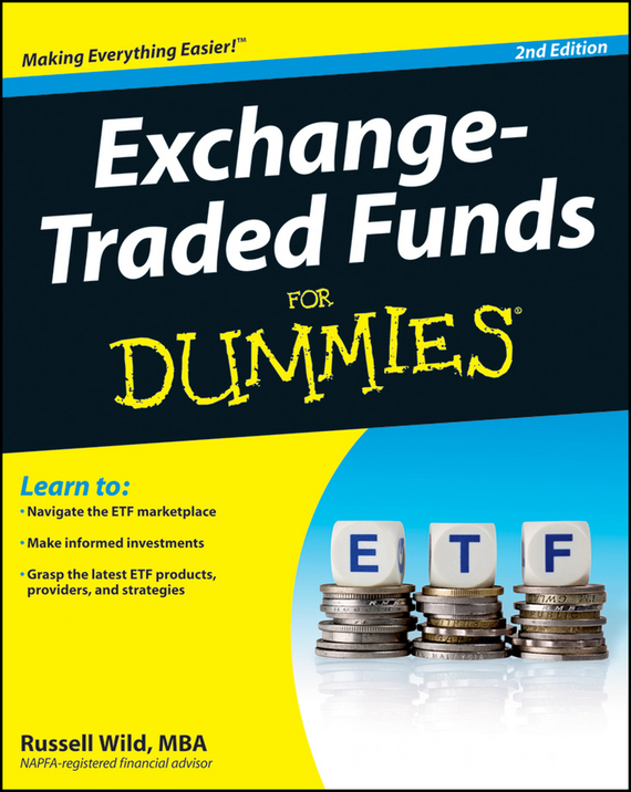Russell Wild Exchange-Traded Funds For Dummies finance and investments