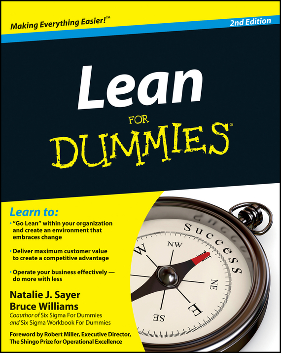 Bruce Williams Lean For Dummies ISBN: 9781118224465 information management in diplomatic missions