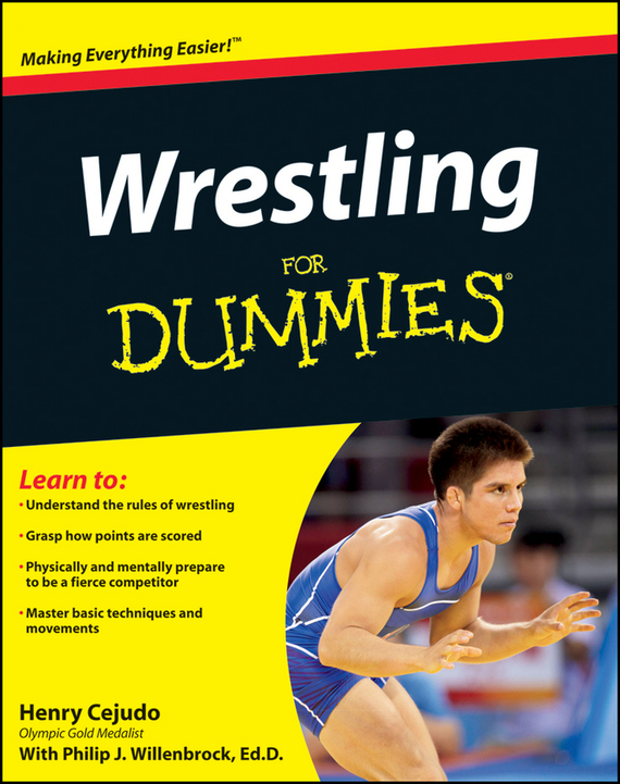 Henry Cejudo Wrestling For Dummies