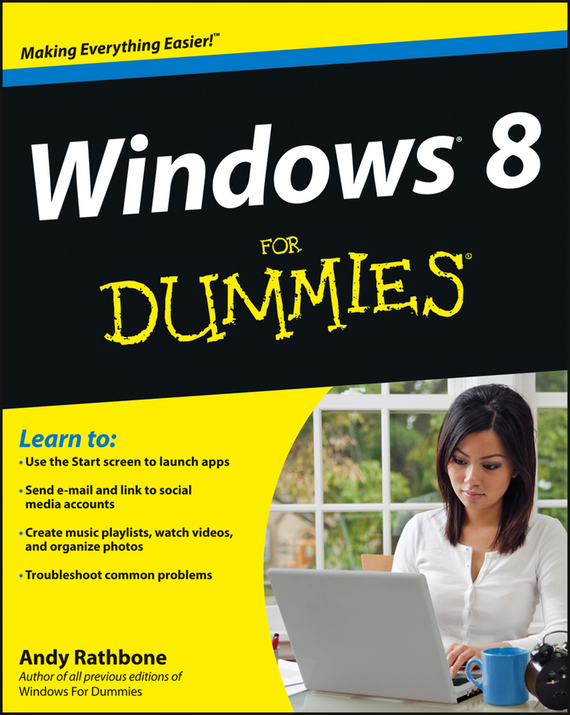 Andy Rathbone Windows 8 For Dummies