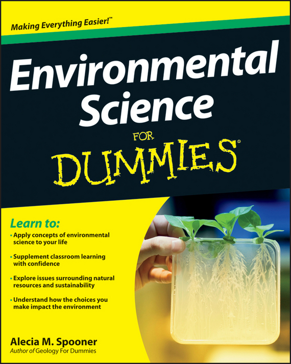 Alecia Spooner M. Environmental Science For Dummies озонатор бытовой days of science and technology tm017 5g h