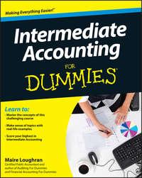 Maire  Loughran - Intermediate Accounting For Dummies