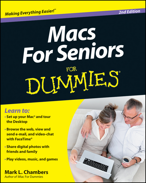 Mark Chambers L. Macs For Seniors For Dummies twister family board game that ties you up in knots