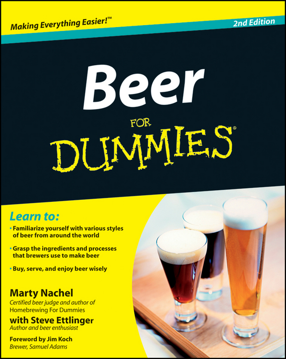 Marty  Nachel Beer For Dummies
