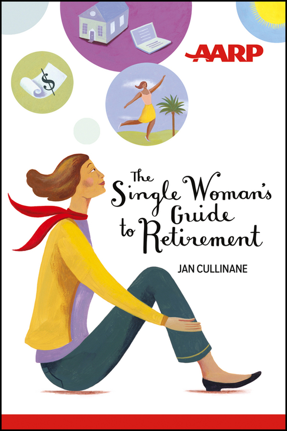 Jan  Cullinane The Single Woman's Guide to Retirement managing the store