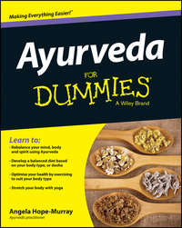 Angela  Hope-Murray - Ayurveda For Dummies
