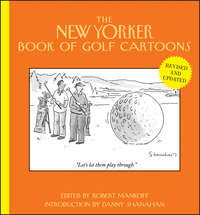 - The New Yorker Book of Golf Cartoons