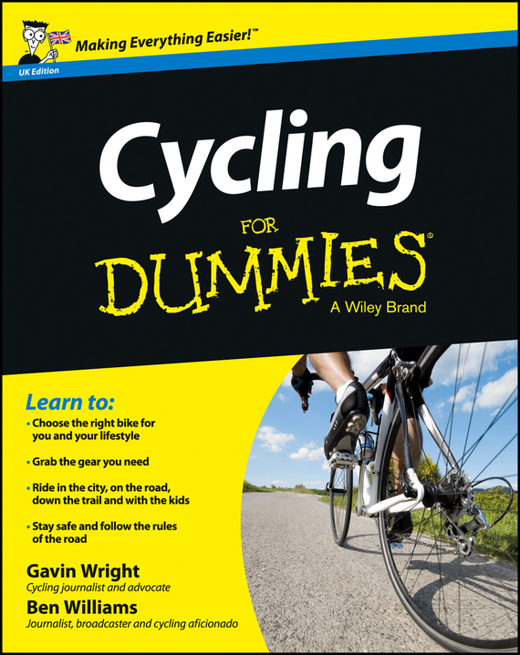 Gavin  Wright Cycling For Dummies - UK tony levene investing for dummies uk