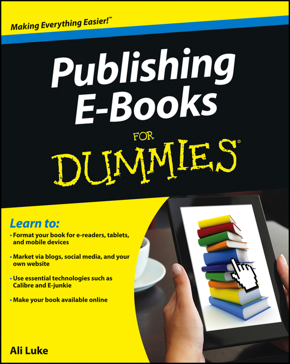 Ali Luke Publishing E-Books For Dummies