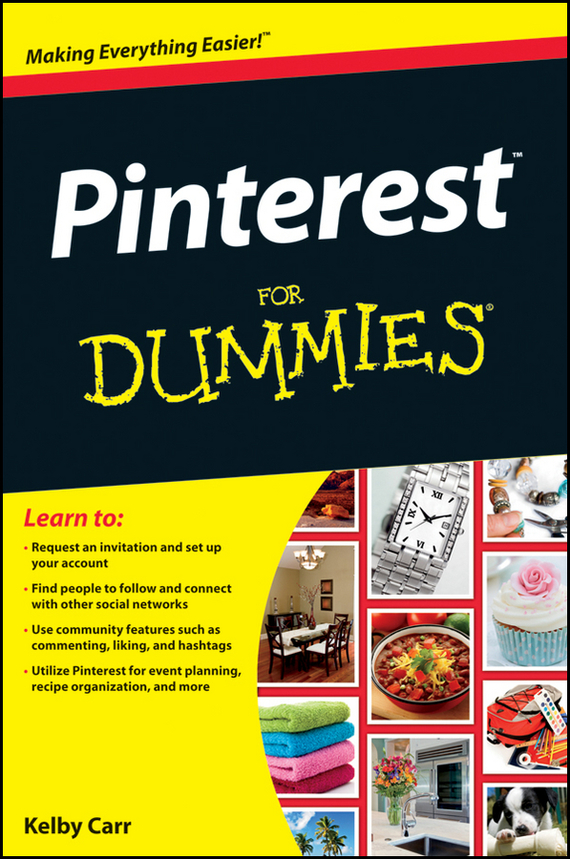 Kelby  Carr Pinterest For Dummies blog