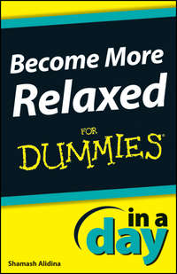 Shamash  Alidina - Become More Relaxed In A Day For Dummies