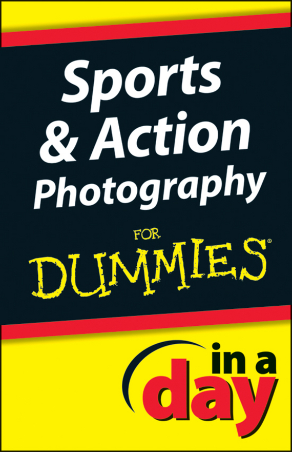Jonathan Streetman Sports and Action Photography In A Day For Dummies рубашка quelle studio coletti 828528