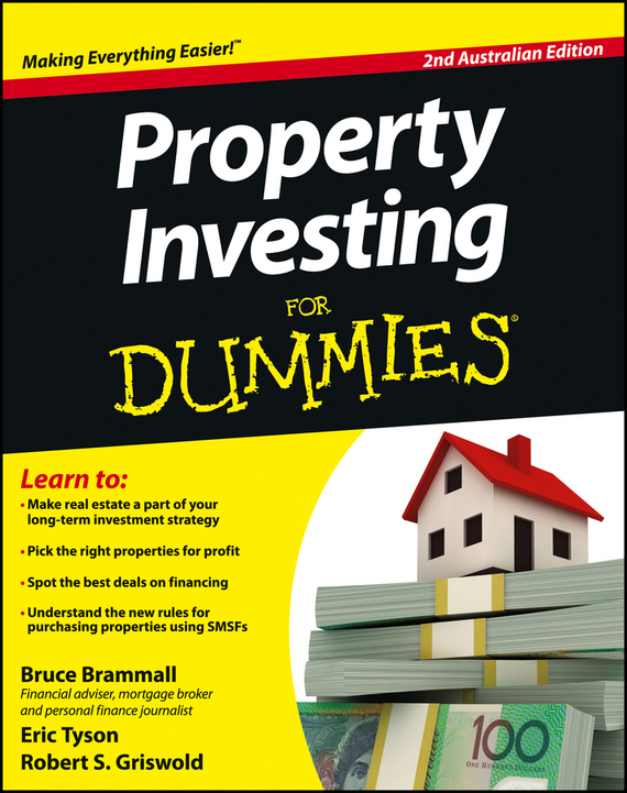 Eric  Tyson Property Investing For Dummies - Australia dirk zeller success as a real estate agent for dummies australia nz
