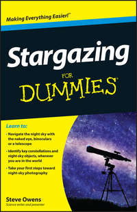 Steve  Owens - Stargazing For Dummies