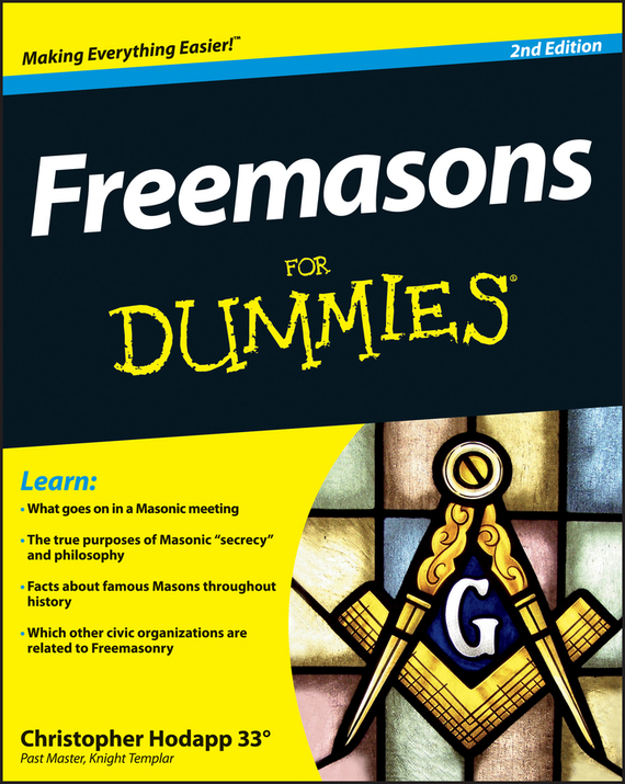 Christopher  Hodapp Freemasons For Dummies murray shukyn the canadian ged for dummies