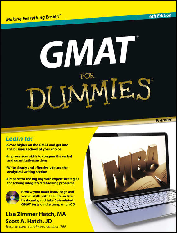 Scott Hatch A. GMAT For Dummies raja abhilash punagoti and venkateshwar rao jupally introduction to analytical method development and validation