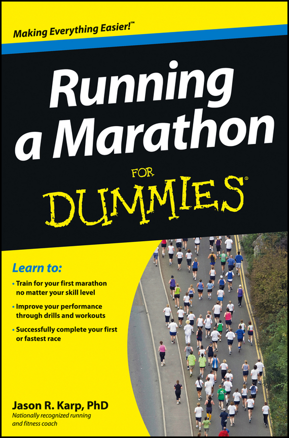 Jason Karp Running a Marathon For Dummies kevin beaver hacking for dummies