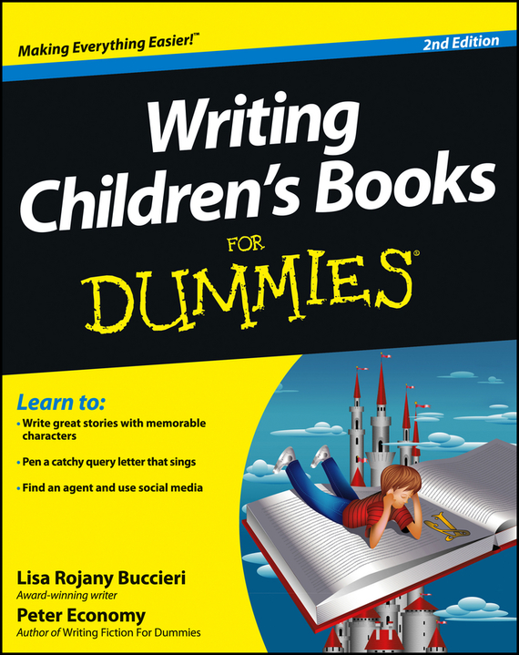 Peter  Economy Writing Children's Books For Dummies peter leeds penny stocks for dummies