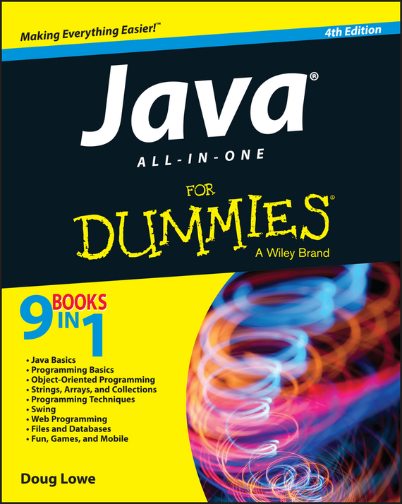 Doug  Lowe Java All-in-One For Dummies romain marucchi foino game and graphics programming for ios and android with opengl es 2 0