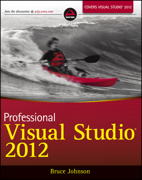 Bruce  Johnson Professional Visual Studio 2012 bruce johnson professional visual studio 2017