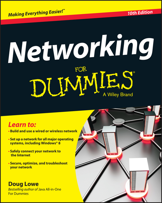 Doug  Lowe Networking For Dummies doug lowe powerpoint 2016 for dummies